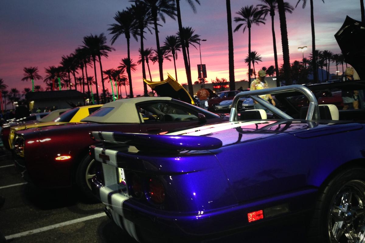 Nitrous KC In AZ Cooks - Pavilions car show