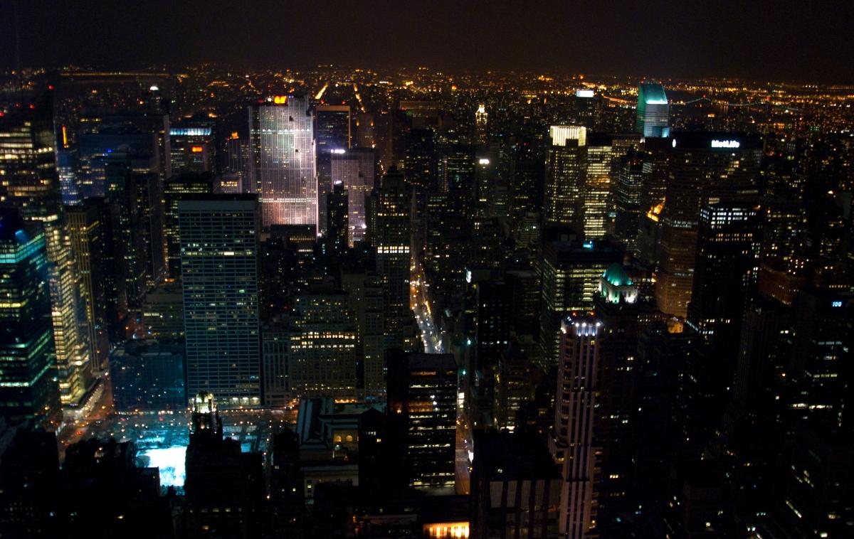 New York City 2010 City Lights