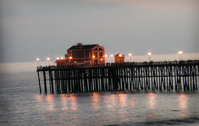 Oceanside California Pier