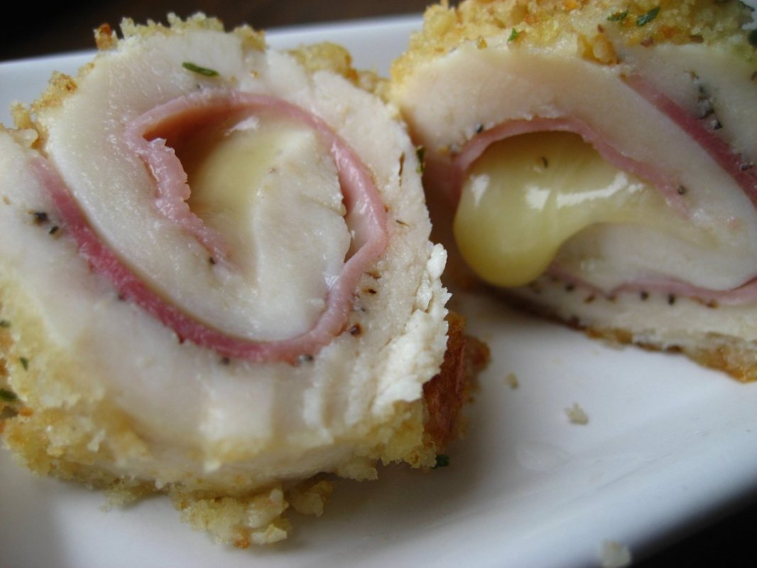 Baked Cordon Bleu from Big Oven