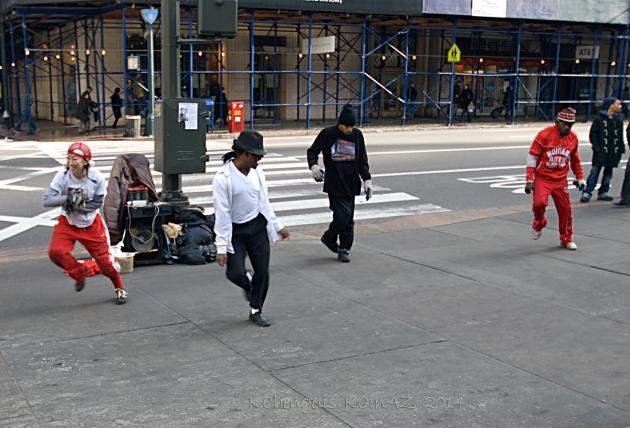 Street Life:  NYC Rap Dance