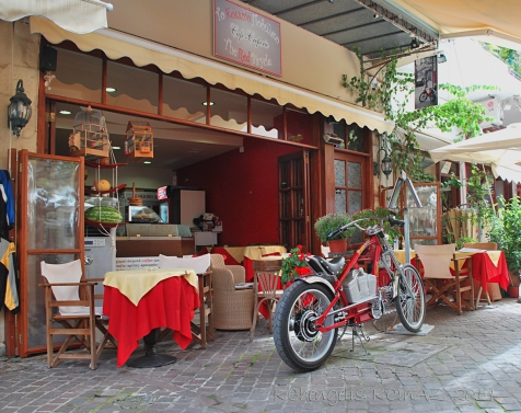 Red Bike Cafe