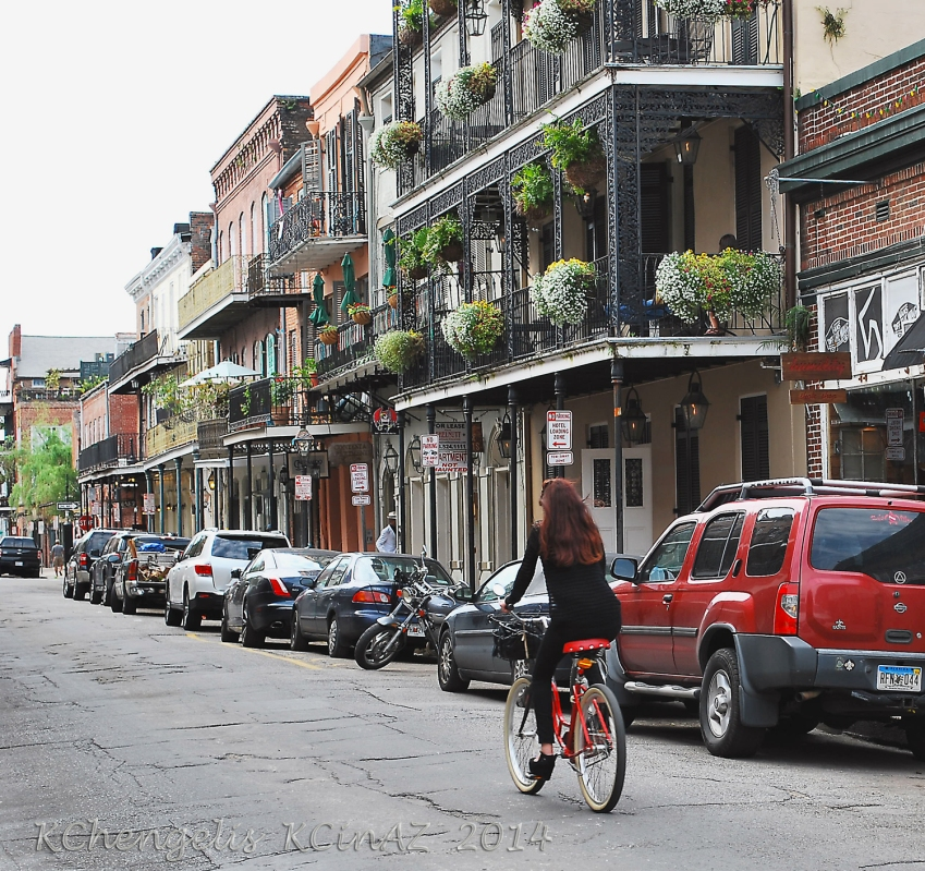 On the Move in New Orleans