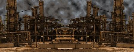 OilPlant