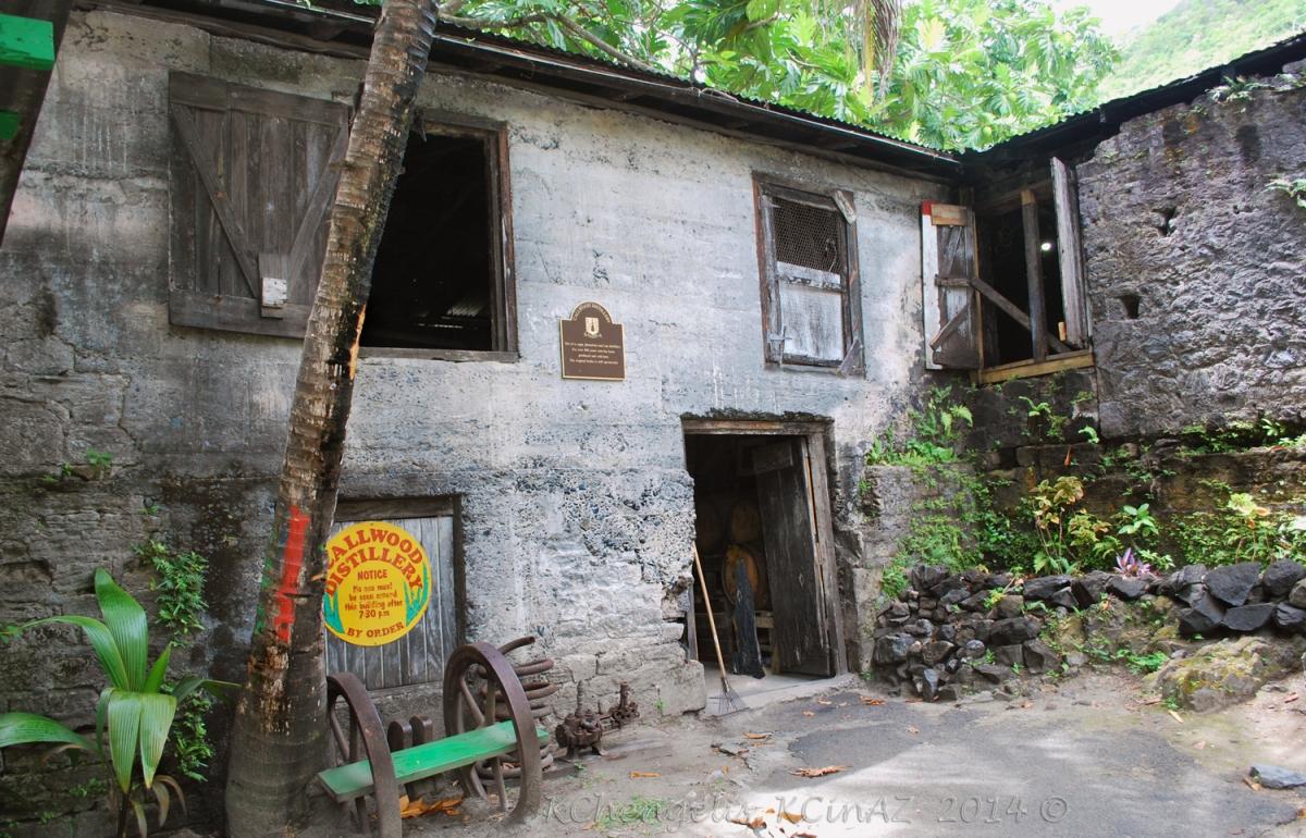 Callwood Rum Store