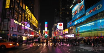 Time Square New York City