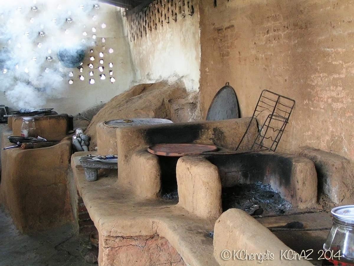 Pre Modern Kitchen