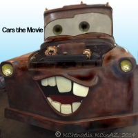 WPC: Cars the Movie