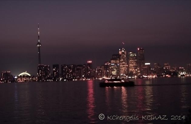 Nigh Time in Toronto