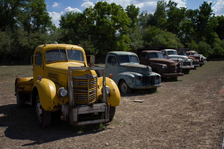 Rusty Auto Big Island