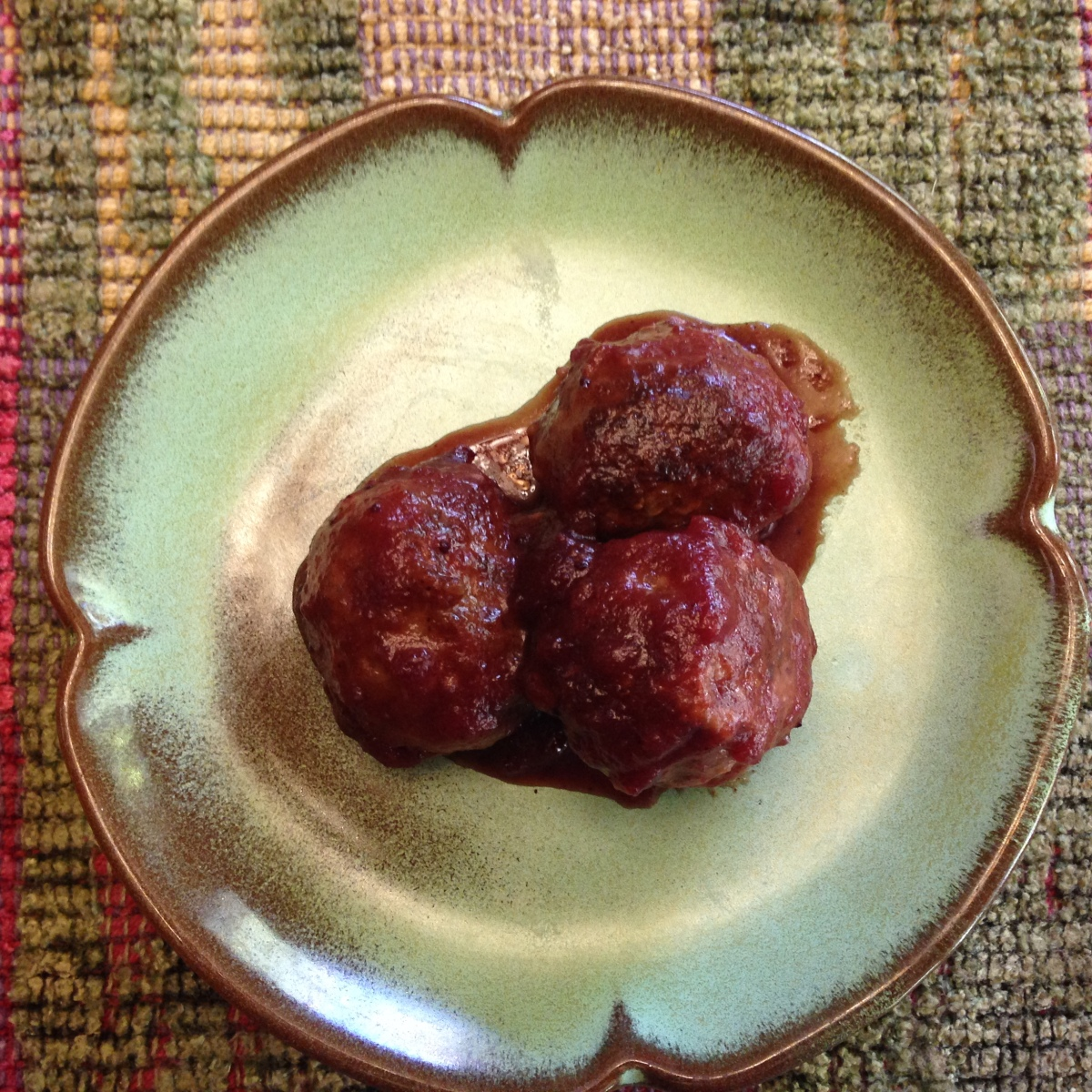 Cranberry Meatball Sauce | KC in AZ