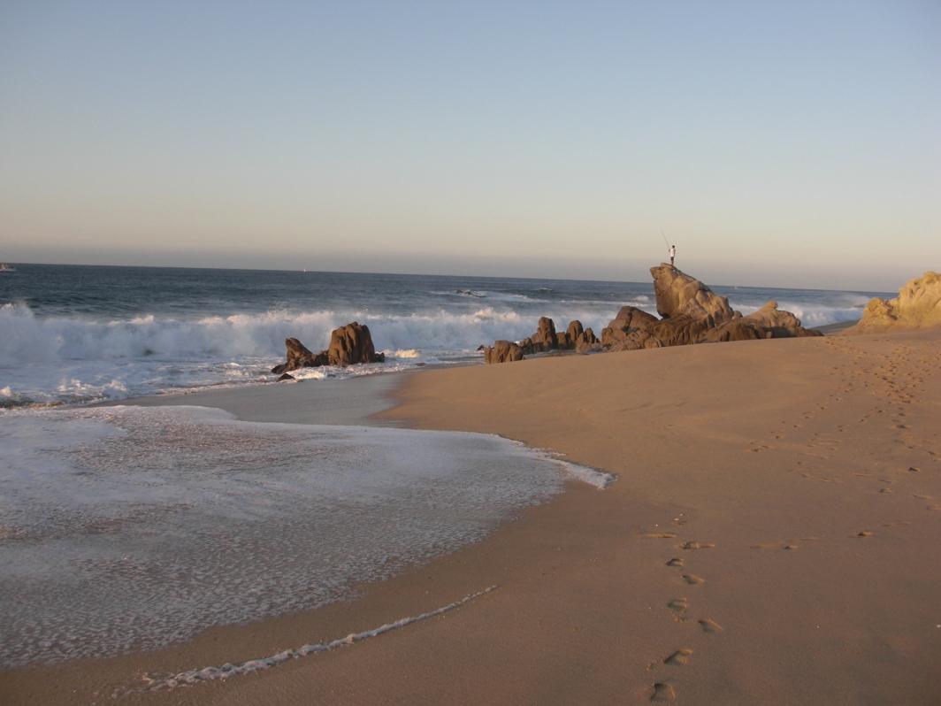 Cabo Fisherman Before - Original