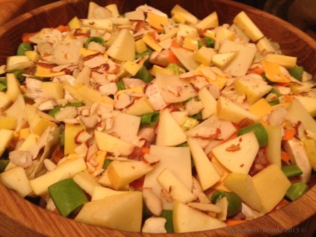 Toni's Super Salad